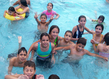 Summer camp swimming find your dream Huntingdon swimming pool timetable
